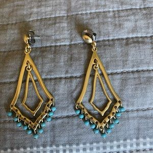 Lia Sophia chandelier earrings